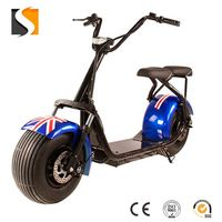 new style fat tire electric scooter city coco citycoco electrical scooter 2000W 2017 with CE