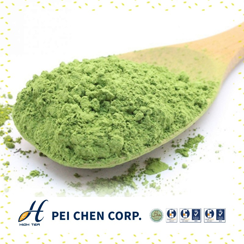 Matcha Flavoured Instant Powder Drinks for Bubble Tea Supplies Wholesale