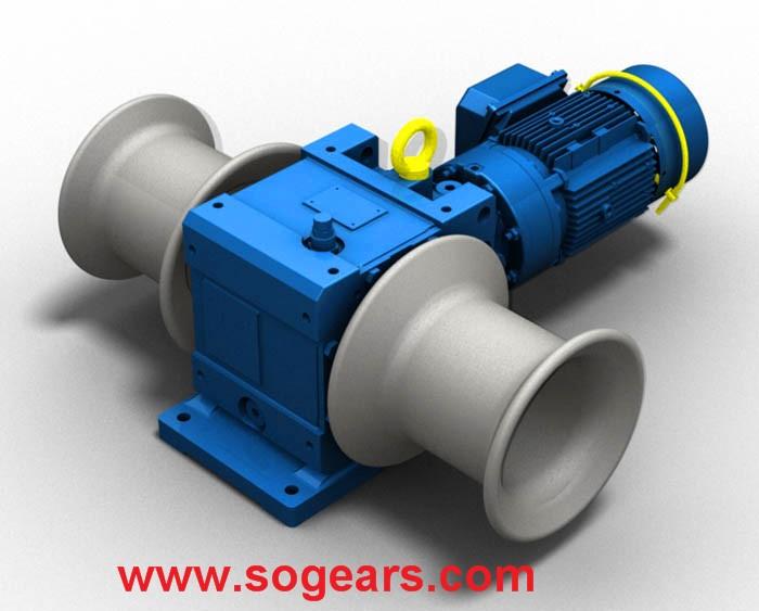 Wam Cement Screw Conveyor Motor And Gearbox Buy Motor