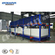 Fully automatic direct refrigeration block ice making machine