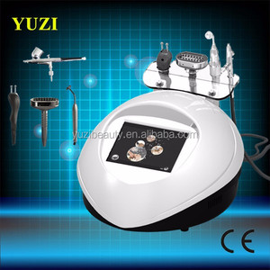 Facial treatment jet peel machine water oxygen/jet clear machine