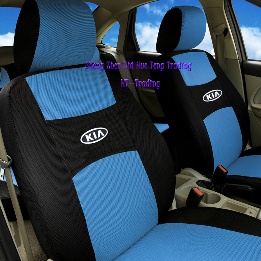 2 Front Universal Car Seat Covers For Kia Freddy K2 K3 K4