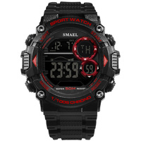 WJ-7397 Good Quality Digital Watch Sport Simple Water Resistant Wristwatch New Design Fashion Watch For Men