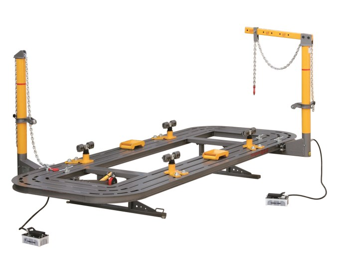 Collision Repair System/Auto Frame machine/Car bench