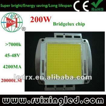 220v Ac Led Chip/200w High Power Integrated Led Light Chip Module ...