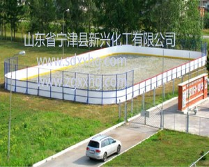 Plastic Hockey Shooting Pad,/Ticona Material Artificial Ice Rink/Anti-abrasion skating sheet