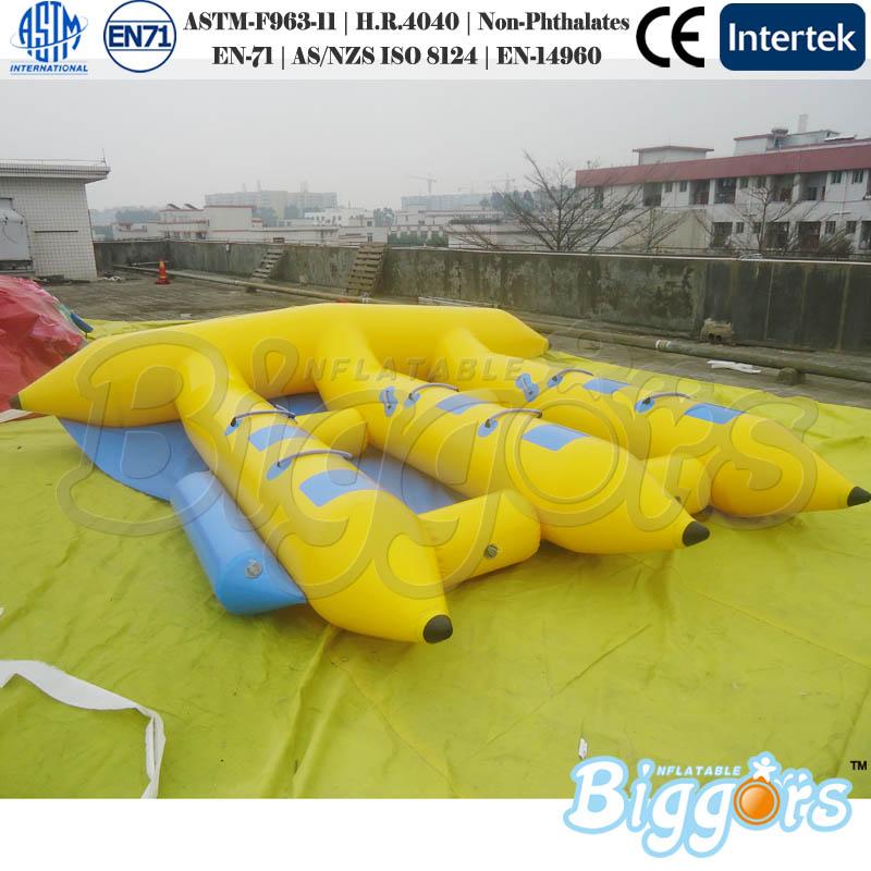 Inflable Del Agua Parque De Juegos Inflables Del Agua Flyfish Banana