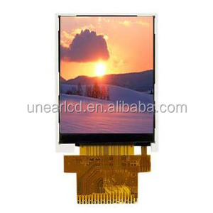 "1.77"" 128*160 tft lcd curved screen UNTFT40257"