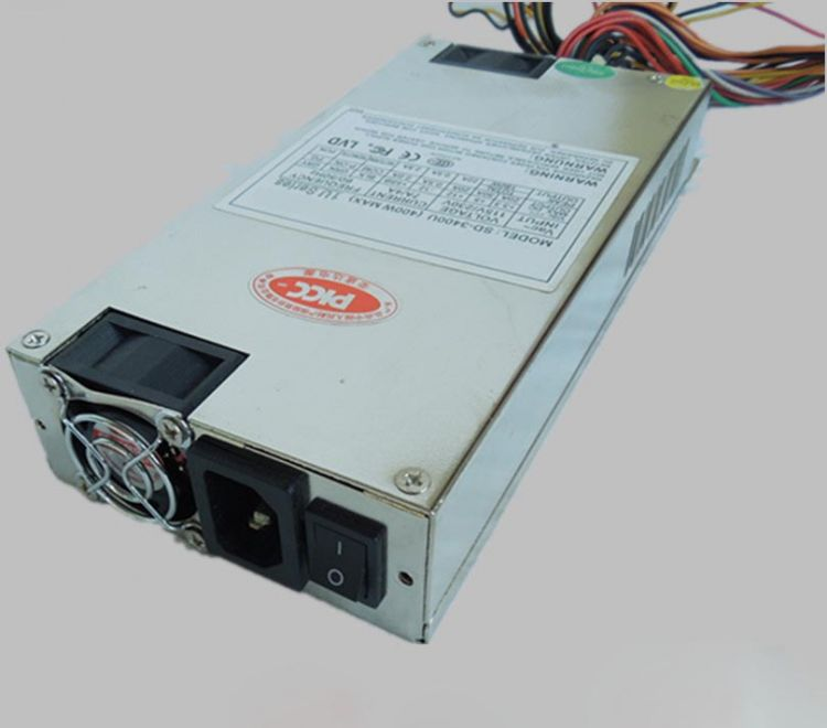 Testato ok e buon lavoro con garantito al 400 W 1U server power supply SD-3400U