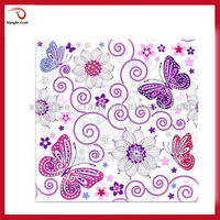 terrific butterfly style scrapbook album