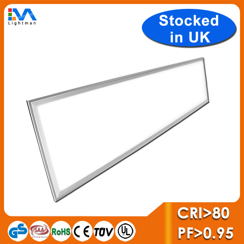 Free Shipping to UK No Glare Design LED <strong>Flat</strong> Light Panel 30x120 cm