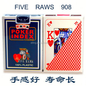 Mini Playing Cards or Mini Poker Cards poker star 100% new plastic pvc playing card