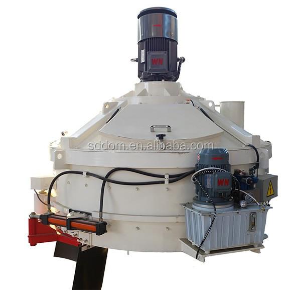Patent ce&iso certificated CMP500 mini portable planetary concrete mixer mobile mixer for sale