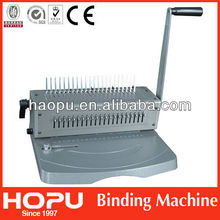 HP office and school equipment plastic tape binding machine