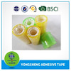 Transparent carton sealing stationery tape for school office student tape