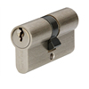 thumb turn mortise door double keyed lock cylinder