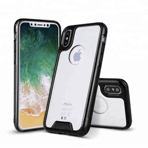 ultra thin case For iPhone x Light weight Hard pp plastic display case