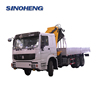 Chine Famous Brand truck mounted mobile crane for sale