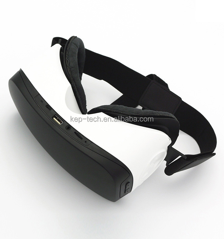 New Style All In One Virtual Reality High Quality Vr 3d Glasses Virtual Reality 3d Glasses Cheap Price Hmd 3d Vr