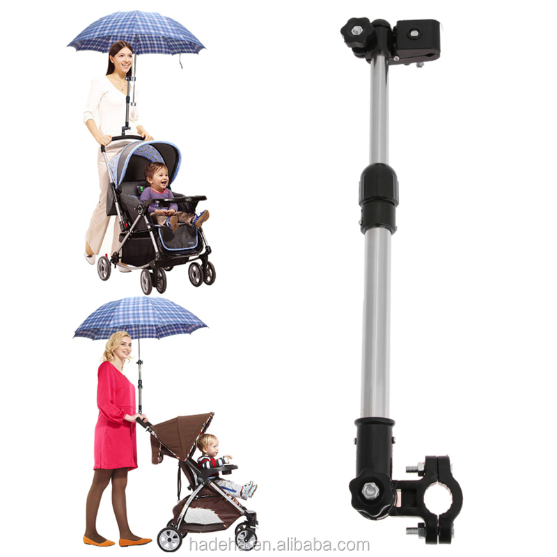 Hot selling baby carriage Umbrella Stand Connector Holder / Baby Pram Umbrellas holder