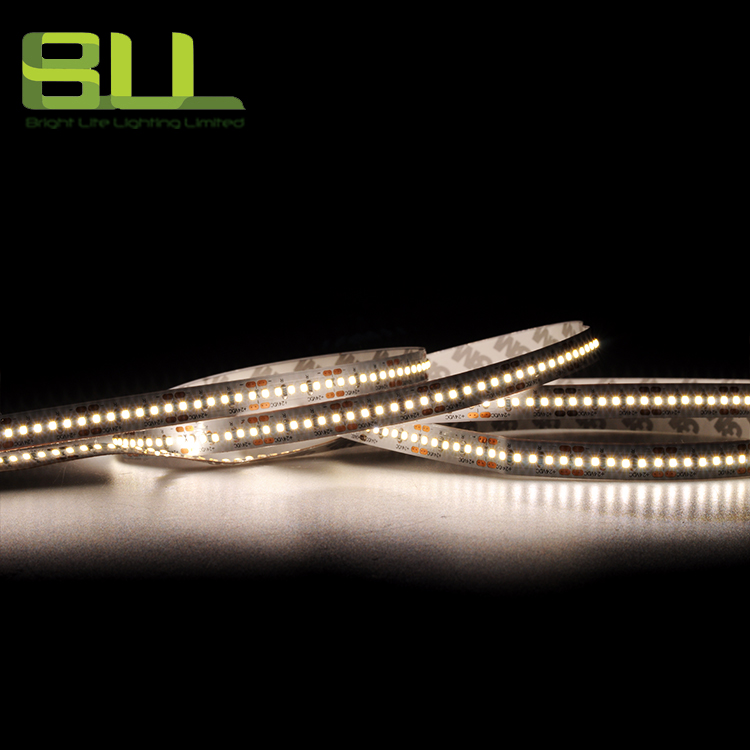 High Brightness CRI Ra80 DC24V 300leds SMD2216 Flexible LED Strips Light