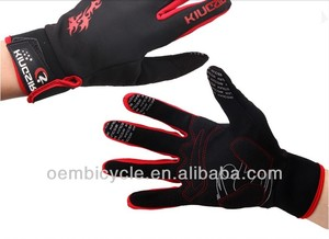 2013 new style warm cycling gloves
