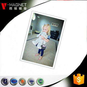 Clear Magnetic Photo Frame Magnetic Frame 4x4 - Buy Magnetic Frame ...