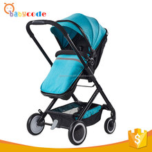 2 in 1 aluminum reversible seat baby travel system stroller jogger