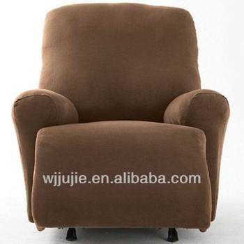 Incroyable Stretch Suede Recliner Chair Arm Covers