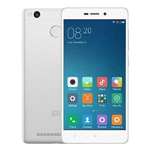 MIUI 7 Redmi 3S 2+16GB 4G LTE Dual Sim Fingerprint Android 6.0 Octa Core 5.0 inch HD 5+13MP Silver