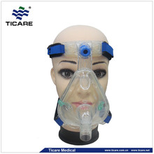 Reusable CPAP Mask with headgear