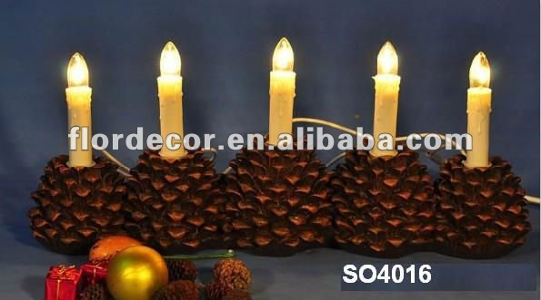 deal apple candles Solar String Lights(SO4016)