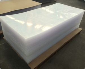 high strength transparent pmma acrylic sheet for advertising