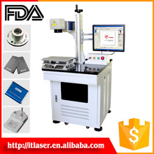 New Product Mobile Watch Phones Small Parts Laser Marking Machine Laser Engraving Machine For Rubbers