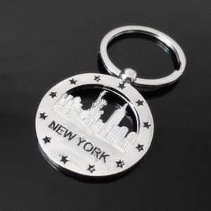Promotion new york souvenir keychain wholesale