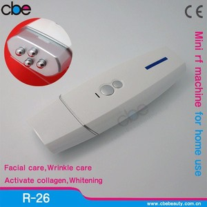 RF wrinkle removal beauty device