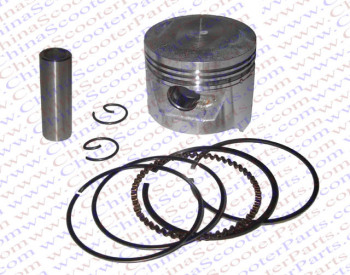 47mm Piston Rings Kit For 90cc Atv Bike Dirt Pit Bikes Engine Sunl