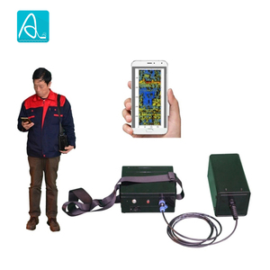 Mobile phone underground water detection equipment High Accuracy fresh result water detector geological survey instrument