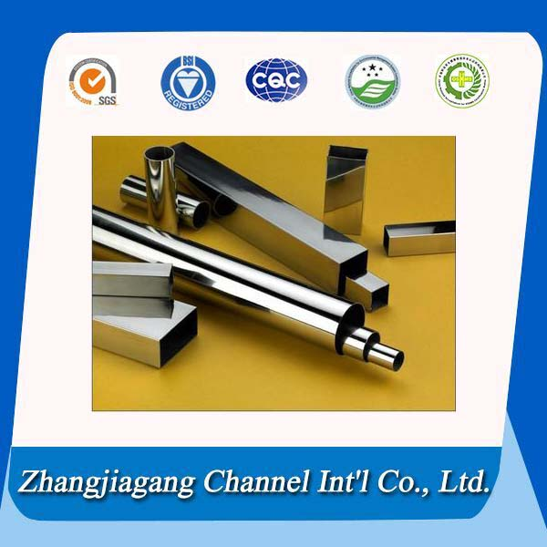 China top ten selling products polishing stainless steel seamless tubes