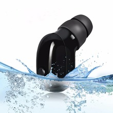 100% Waterproof IP68 Wireless Mini Bluetooth Earbud, Wireless Bluetooth V4.2 Earphone, Sport Headphone