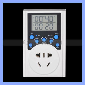 Electronic Weekly Programmable Time Switch Digital Timer