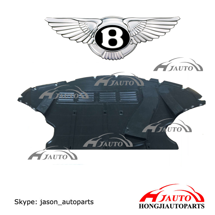 BENTLEY CONTINENTAL GT FRONT LOWER ENGINE COVER 2004-2011