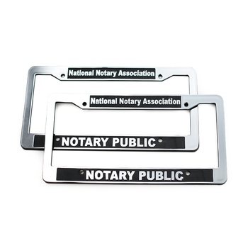 Populaire auto aantal license plate frame groothandel auto nummerplaat frame