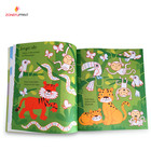 Reasonable Price Custom Children Color Cartoon Book For Kids Paperback Books With Book Printing Service