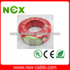 Low Voltage Insulated Aluminum 8mm PVC Electric Power Cable Pvc /Xlpe Cable SDG-02