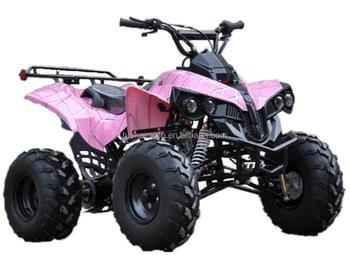 Pink 110cc ATV for girl110cc /125cc 8