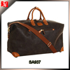 Stylish Micro-Suede Large Holdall Travel Bag Wholesale