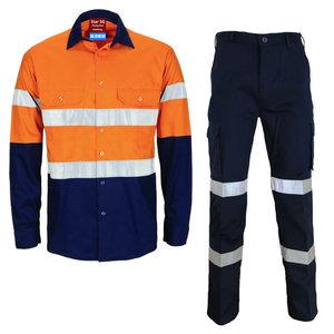 Custom Made Coal Mining Workwear Uniforms Clothing
