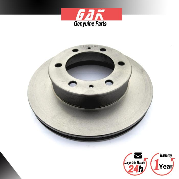 brake disc for toyota hilux 4WD 43512-0K060