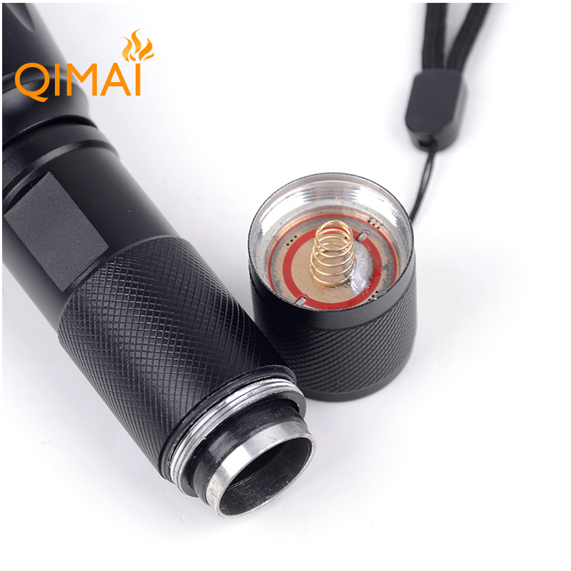 2019 small flash light rechargeable 10 watt flashlight USB flashlight